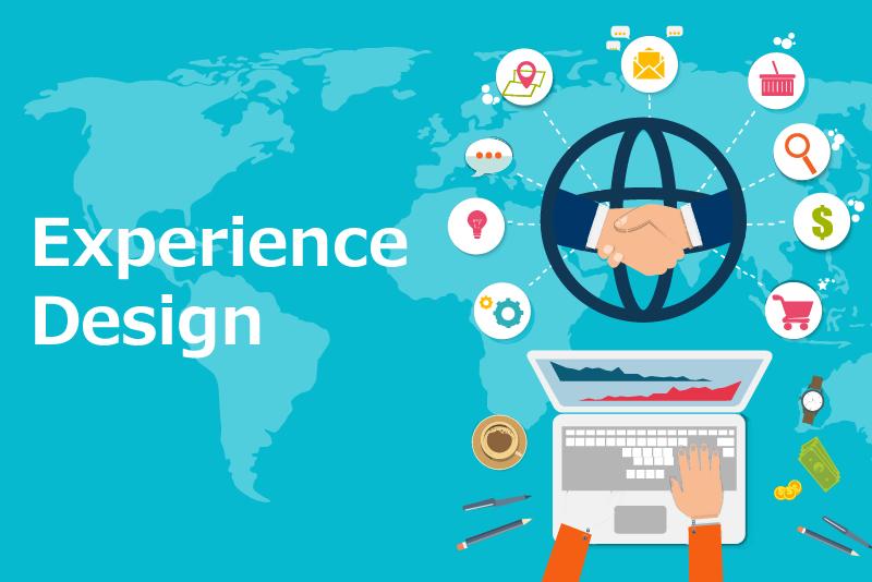 課題解決に『体験』を エクスペリエンスデザイン