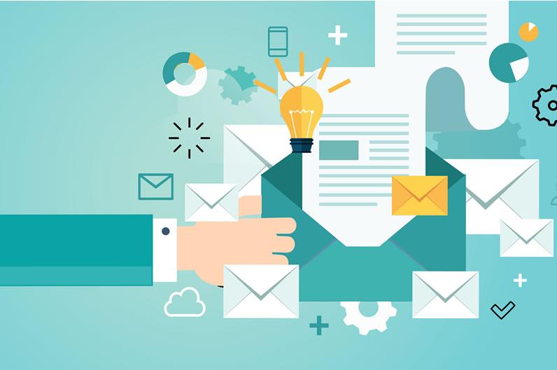 メールナーチャリングの種類とコンテンツ例