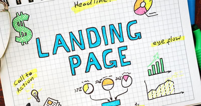 ランディングページ(LP)とは?目的・作り方・運用のコツ・広告種類など知っておきたい知識をまとめました!