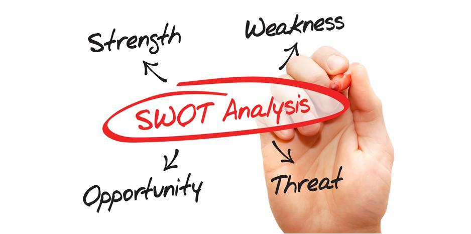 【SWOT分析で自社を知る】Webサイトで会社の強みは伝わっていますか?