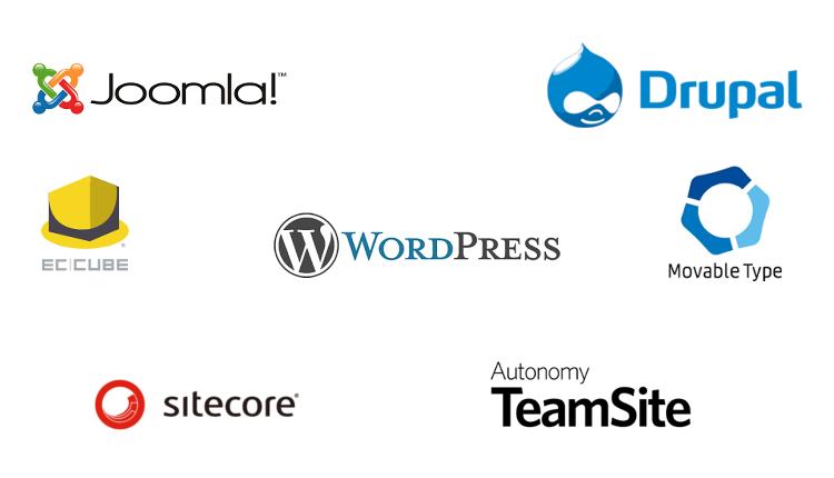 企業が採用するCMSツールはどんな種類があるの?