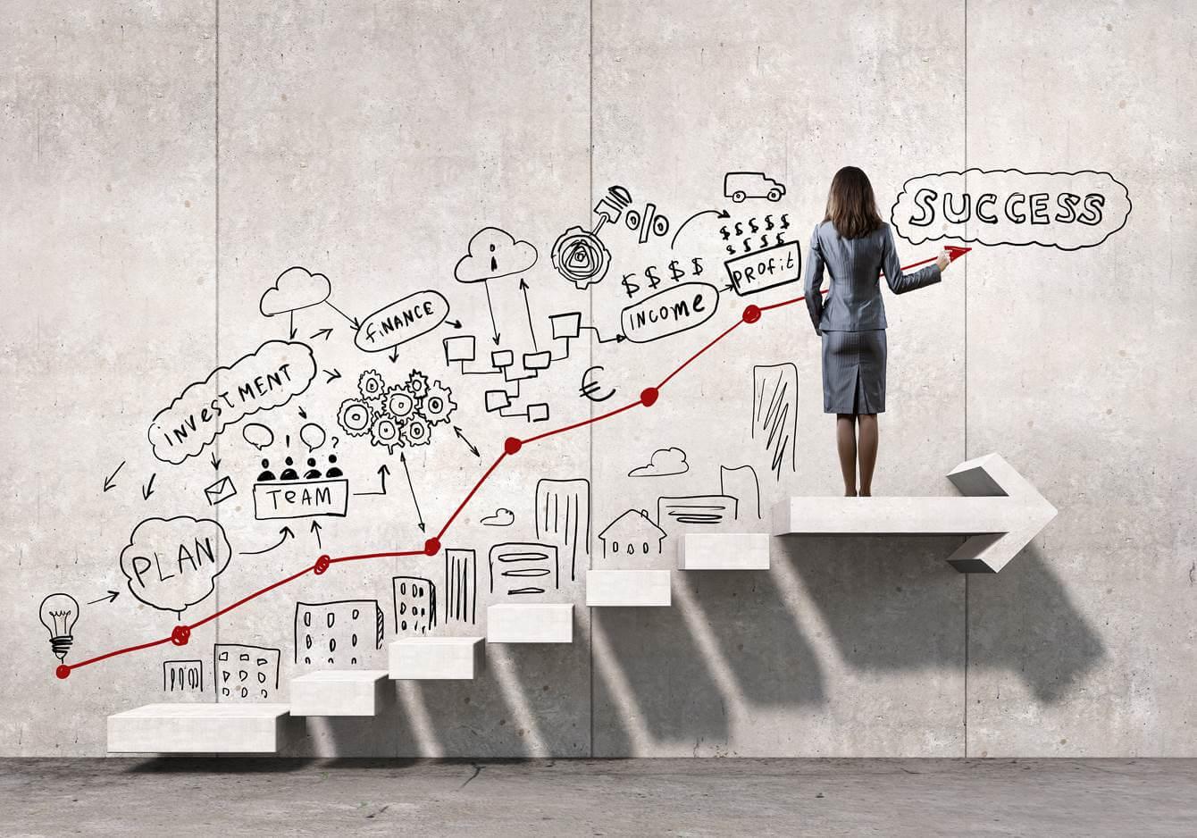 BtoB企業におけるWebマーケティングで成功するための4ステップ