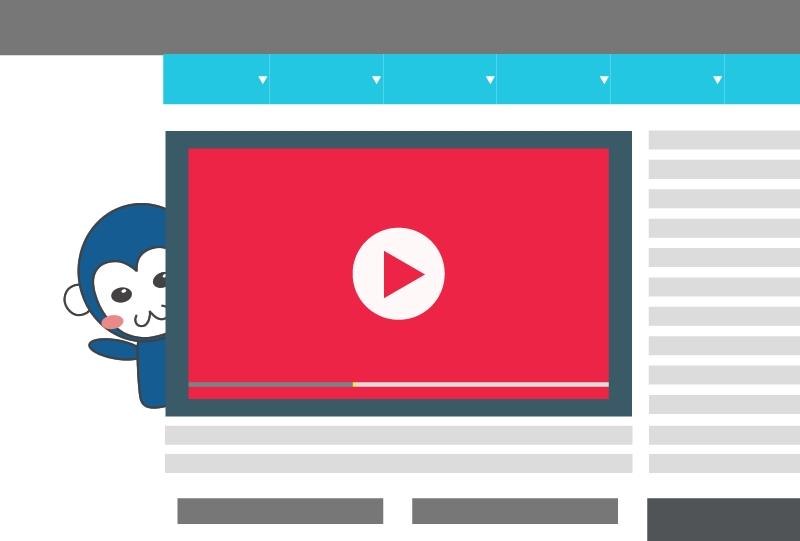 WebサイトへYoutubeを掲載して、ページのコンテンツを充実させませんか?