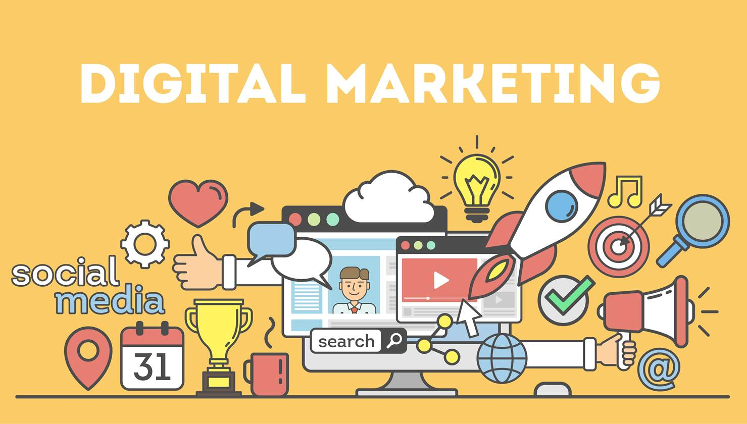 デジタルマーケティングとは~Webマーケティングの違いから今必要な理由~