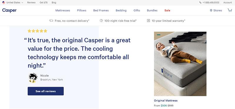 >Casper