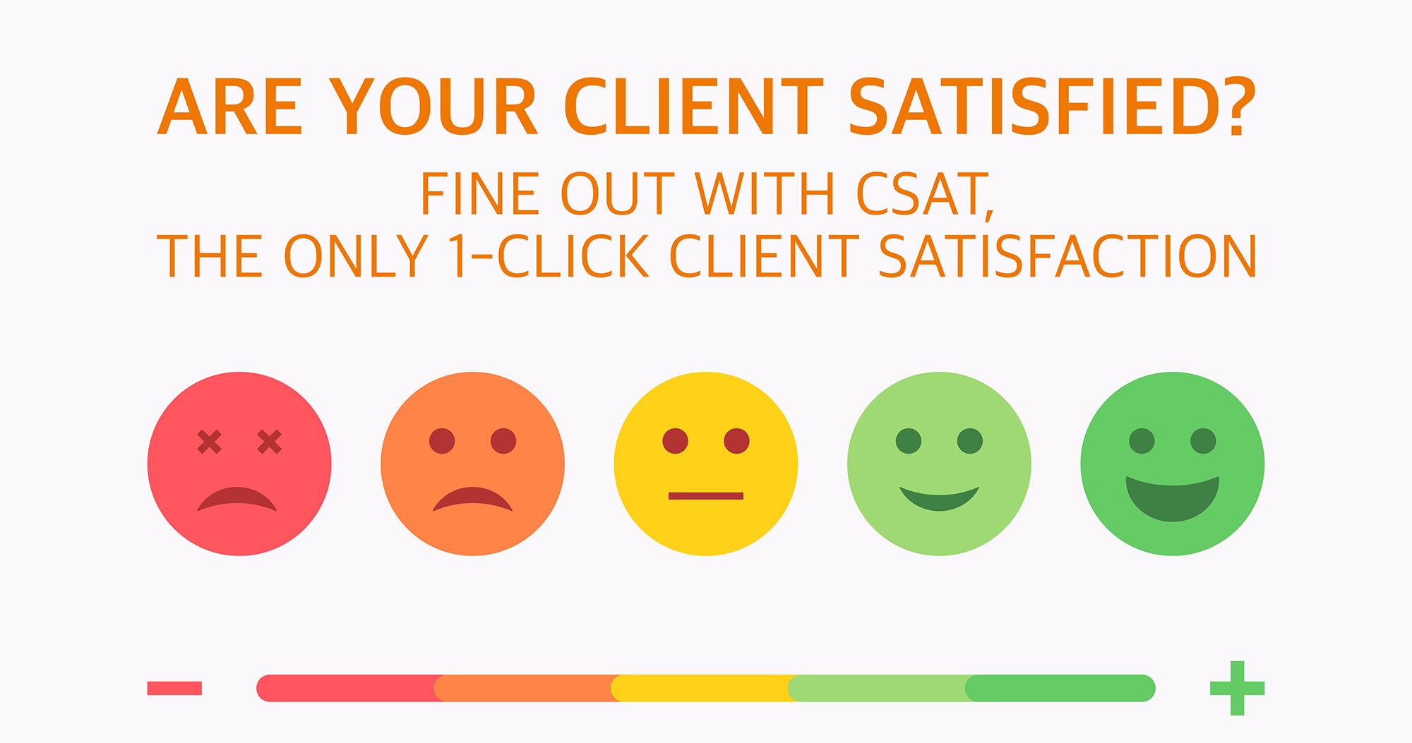 CSAT(顧客満足度)とは?NPS®やその他の主要指標との比較