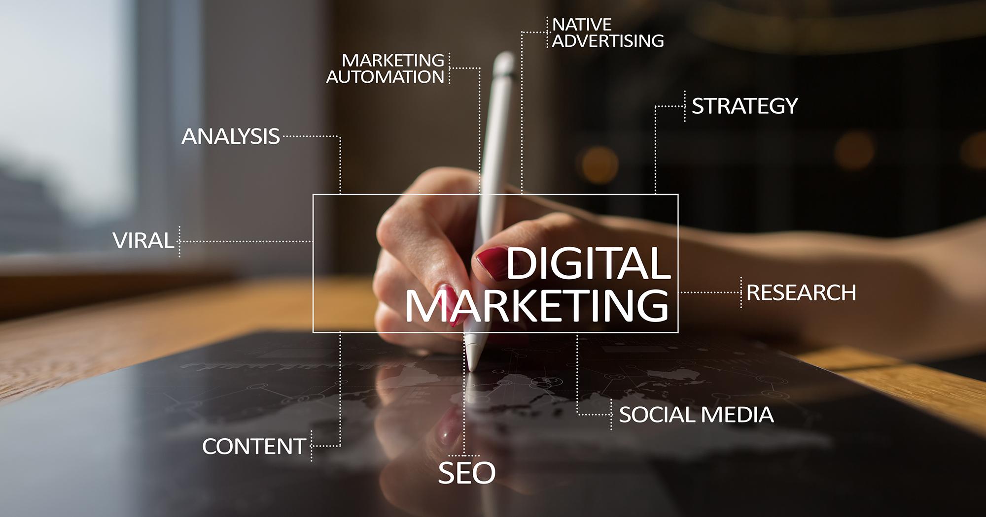 デジタルマーケティングとは?Webマーケティングとの違いや初心者向けの基本まとめ