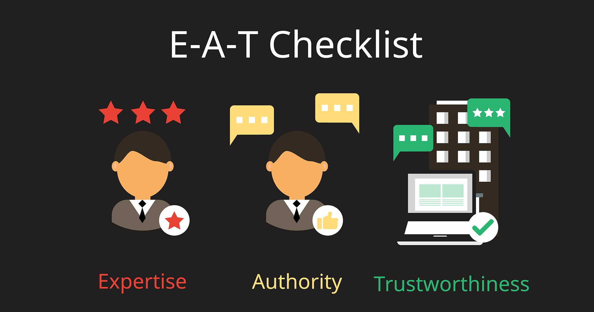 E-A-Tとは?SEOでの重要性と対策まとめ