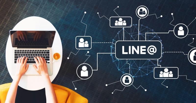 """LINE@で実現する""""メール以外""""の顧客とのコミュニケーション"""