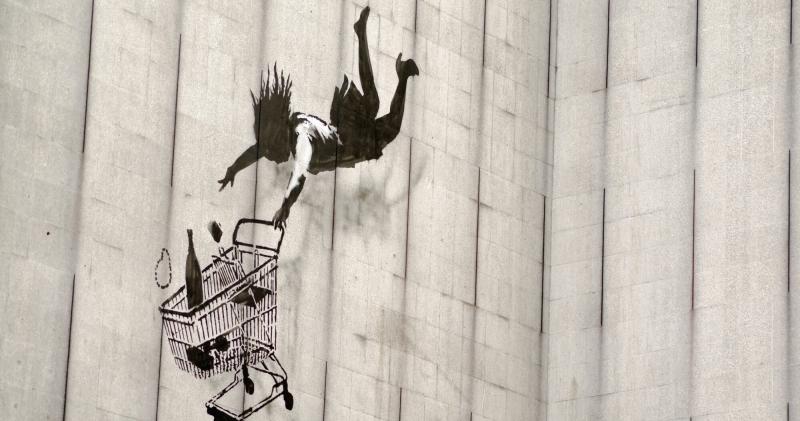 バンクシーとは?なぜ彼の絵は人を熱狂させるのか ~ストリート・アートが作品と呼ばれるワケ~