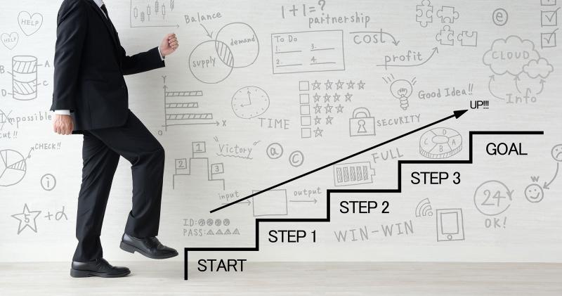 【わかりやすく解説】KPI(指標)とKGI(目標)とは?設定方法や決め方など
