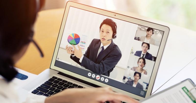 WEB商談を円滑に行うための3つのポイント