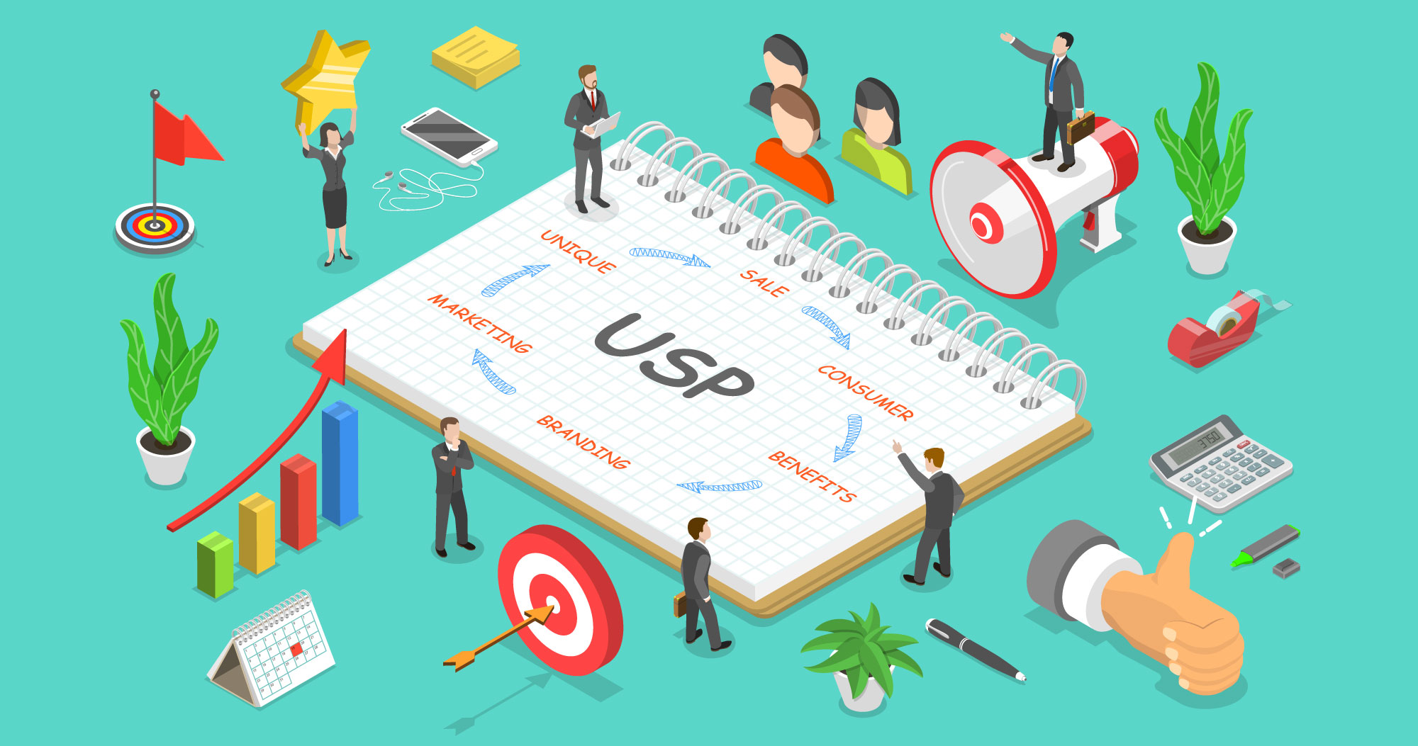 USPとは?マーケティングにおける重要性と整理のポイント