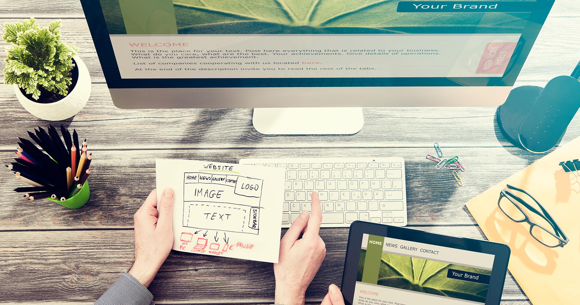 Webサイトのリニューアルで必要なものとは?定義・書類・業者選定方法など、まとめました!